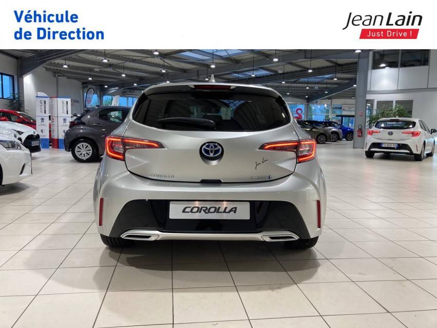 TOYOTA COROLLA HYBRIDE Corolla Hybride 180h Design 12/11/2019                                                      en vente à Chambéry - Image n°6