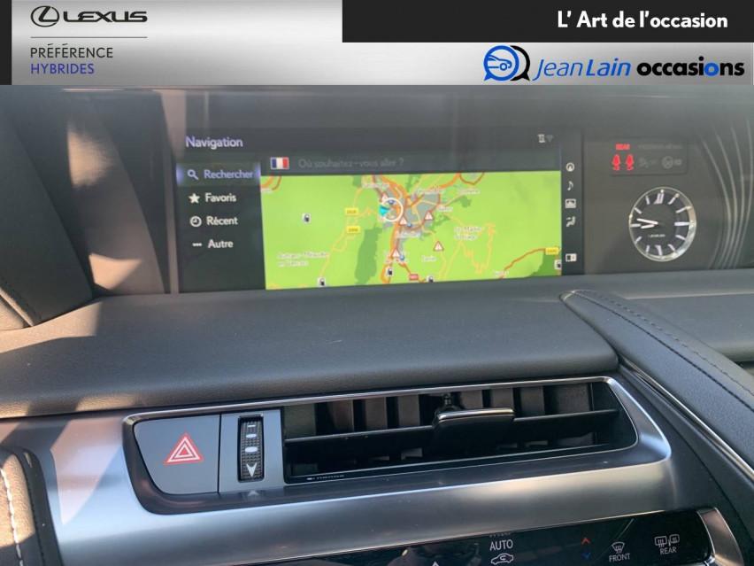 LEXUS LC LC 500h Executive 10/12/2018                                                      en vente à Seyssinet-Pariset - Image n°16
