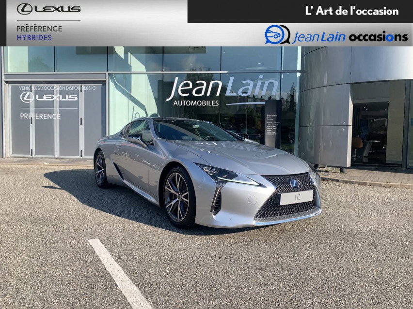 LEXUS LC LC 500h Executive 10/12/2018                                                      en vente à Seyssinet-Pariset - Image n°3