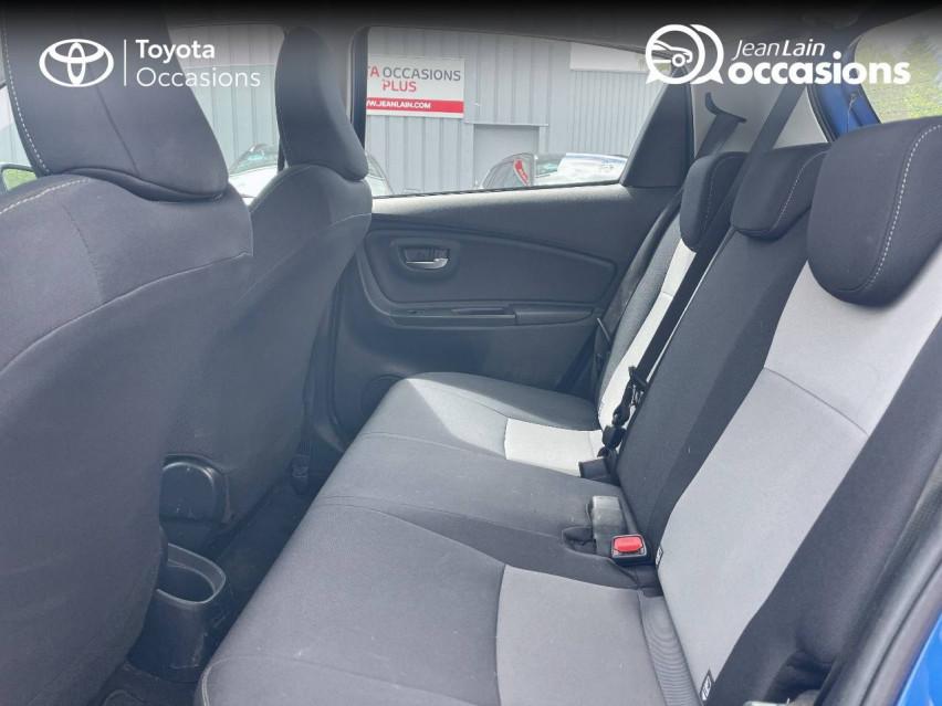 TOYOTA YARIS HYBRIDE RC18 Yaris Hybride 100h Dynamic 23/07/2018                                                      en vente à Seynod - Image n°17