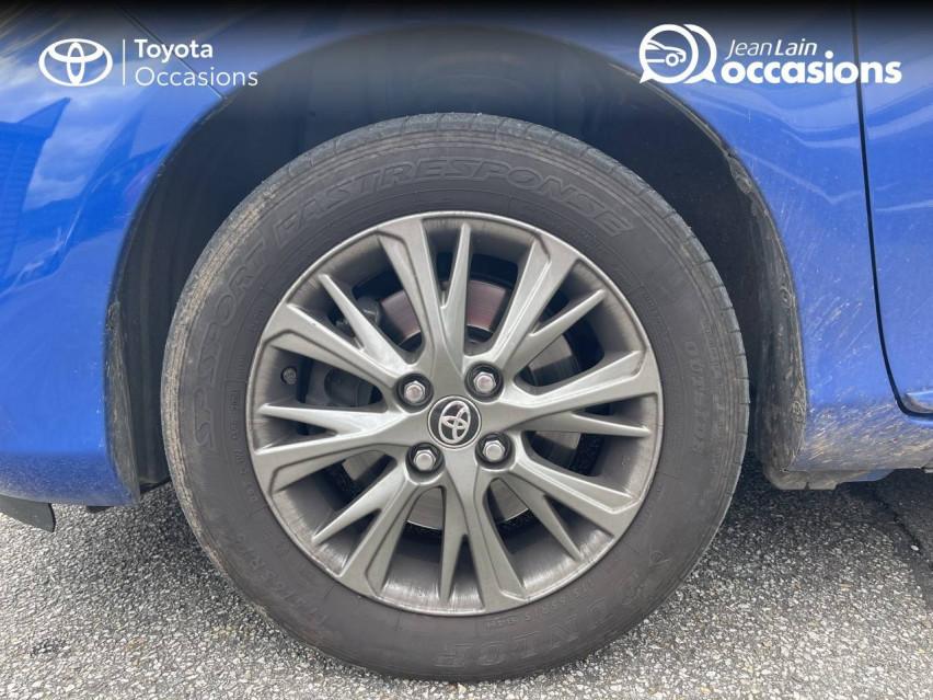 TOYOTA YARIS HYBRIDE RC18 Yaris Hybride 100h Dynamic 23/07/2018                                                      en vente à Seynod - Image n°9
