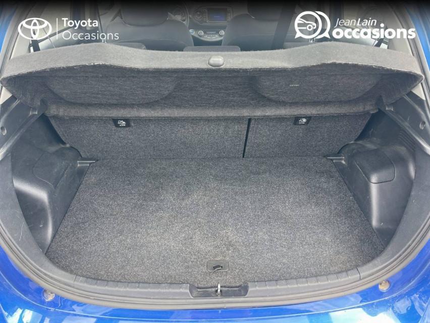 TOYOTA YARIS HYBRIDE RC18 Yaris Hybride 100h Dynamic 23/07/2018                                                      en vente à Seynod - Image n°10