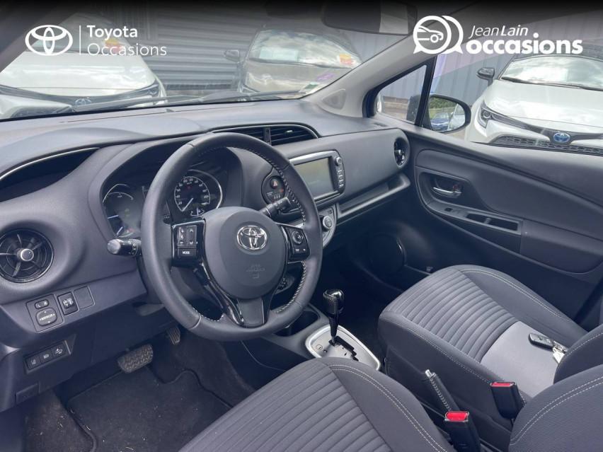 TOYOTA YARIS HYBRIDE RC18 Yaris Hybride 100h Dynamic 23/07/2018                                                      en vente à Seynod - Image n°11