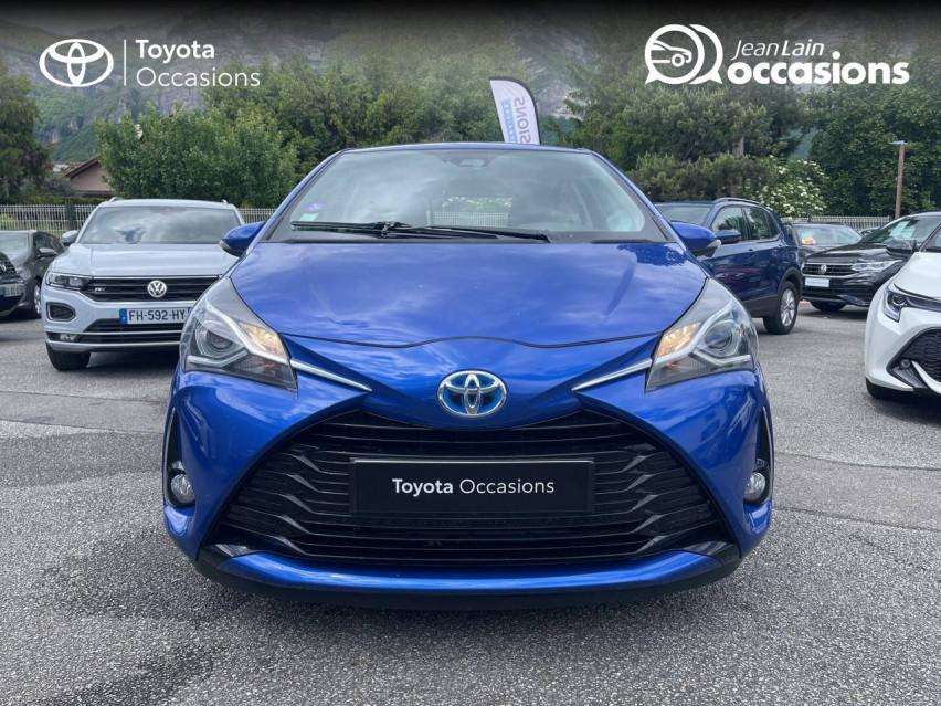 TOYOTA YARIS HYBRIDE RC18 Yaris Hybride 100h Dynamic 23/07/2018                                                      en vente à Seynod - Image n°2