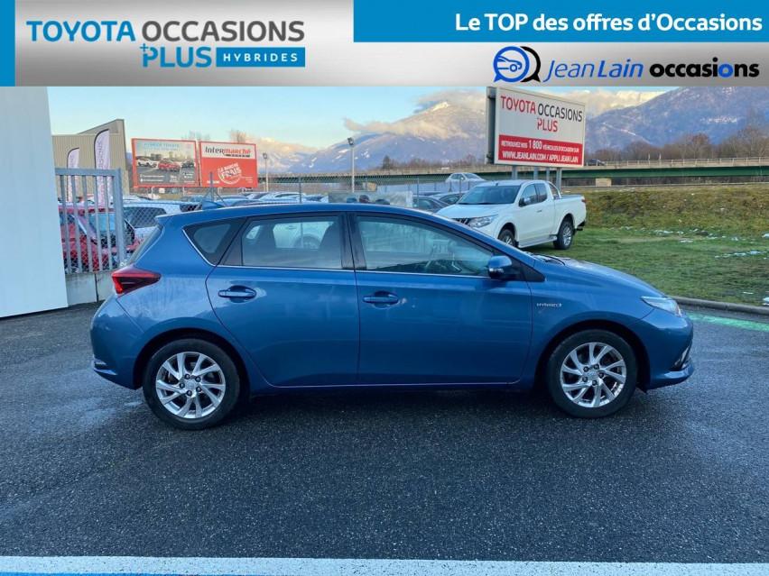 TOYOTA AURIS RC18 Auris Hybride 136h HSD E-CVT TYPE ACTIVE 12/09/2018                                                      en vente à Tournon - Image n°4