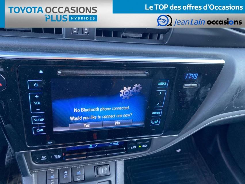 TOYOTA AURIS RC18 Auris Hybride 136h HSD E-CVT TYPE ACTIVE 12/09/2018                                                      en vente à Tournon - Image n°16