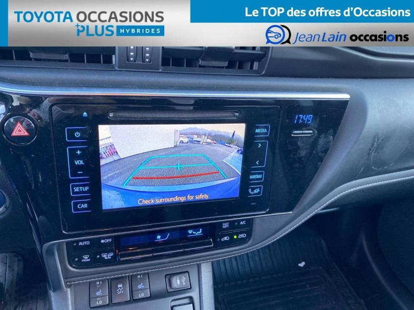 TOYOTA AURIS RC18 Auris Hybride 136h HSD E-CVT TYPE ACTIVE 12/09/2018                                                      en vente à Tournon - Image n°15