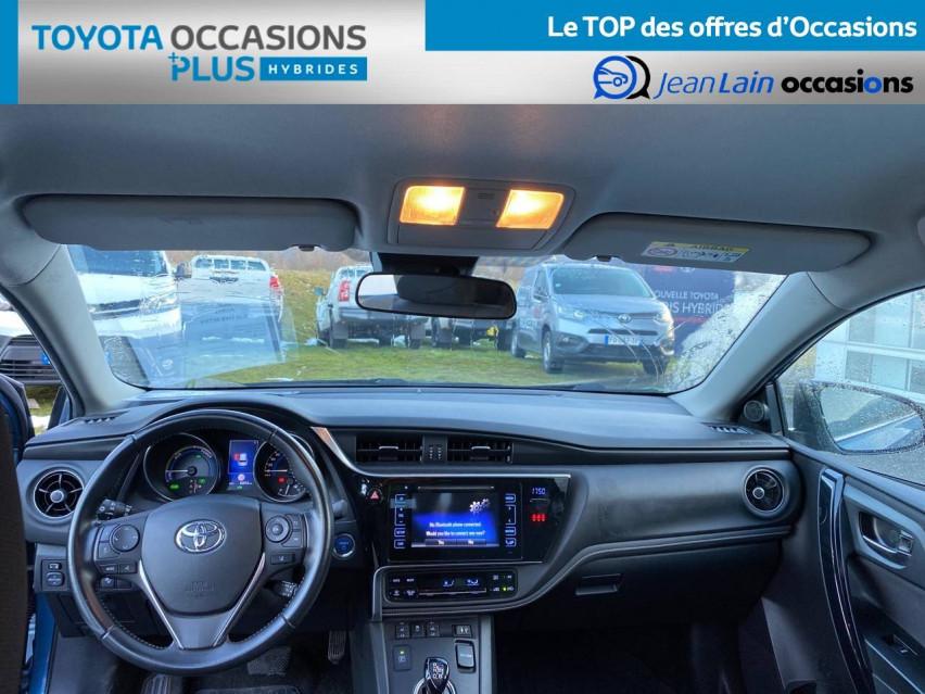 TOYOTA AURIS RC18 Auris Hybride 136h HSD E-CVT TYPE ACTIVE 12/09/2018                                                      en vente à Tournon - Image n°18