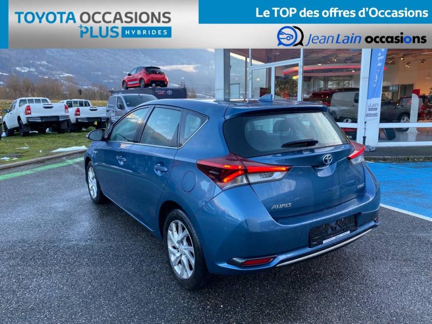 TOYOTA AURIS RC18 Auris Hybride 136h HSD E-CVT TYPE ACTIVE 12/09/2018                                                      en vente à Tournon - Image n°7