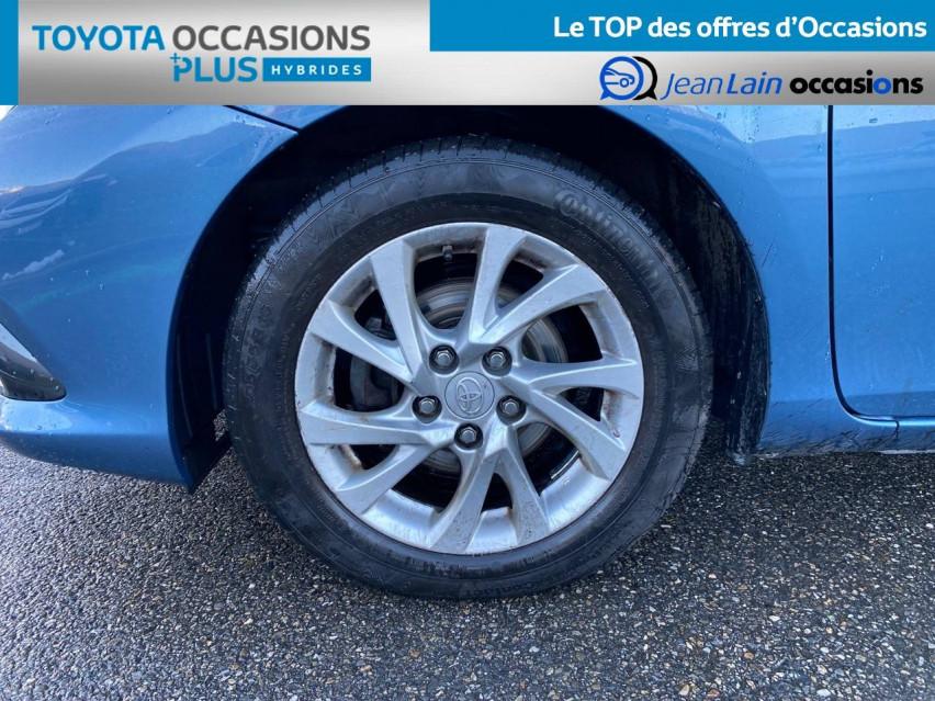 TOYOTA AURIS RC18 Auris Hybride 136h HSD E-CVT TYPE ACTIVE 12/09/2018                                                      en vente à Tournon - Image n°9