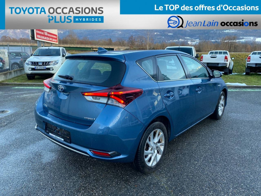 TOYOTA AURIS RC18 Auris Hybride 136h HSD E-CVT TYPE ACTIVE 12/09/2018                                                      en vente à Tournon - Image n°5