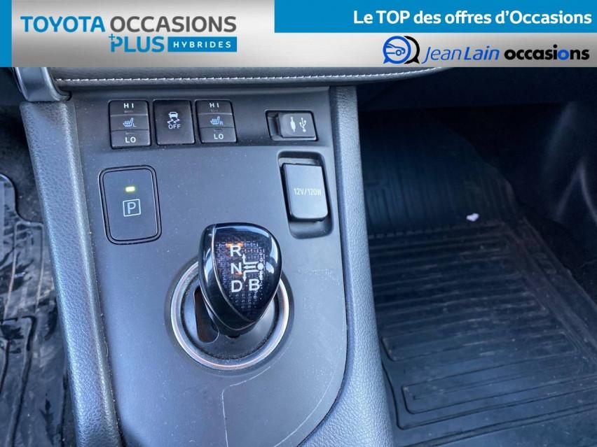 TOYOTA AURIS RC18 Auris Hybride 136h HSD E-CVT TYPE ACTIVE 12/09/2018                                                      en vente à Tournon - Image n°13