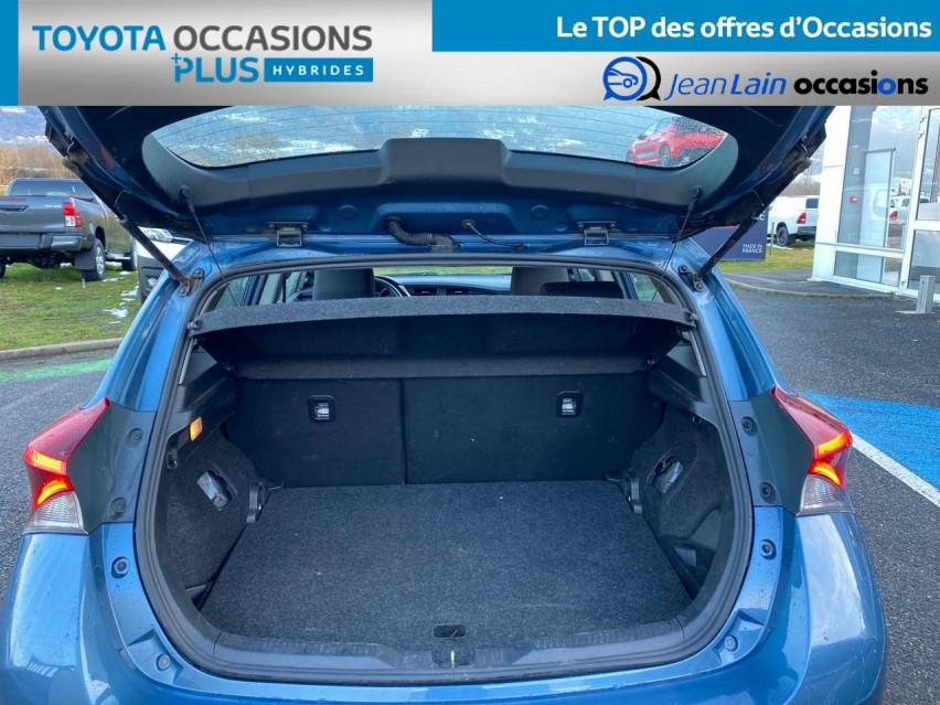 TOYOTA AURIS RC18 Auris Hybride 136h HSD E-CVT TYPE ACTIVE 12/09/2018                                                      en vente à Tournon - Image n°10