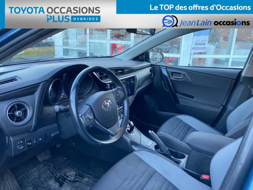 TOYOTA AURIS RC18 Auris Hybride 136h HSD E-CVT TYPE ACTIVE 12/09/2018                                                      en vente à Tournon - Image n°11