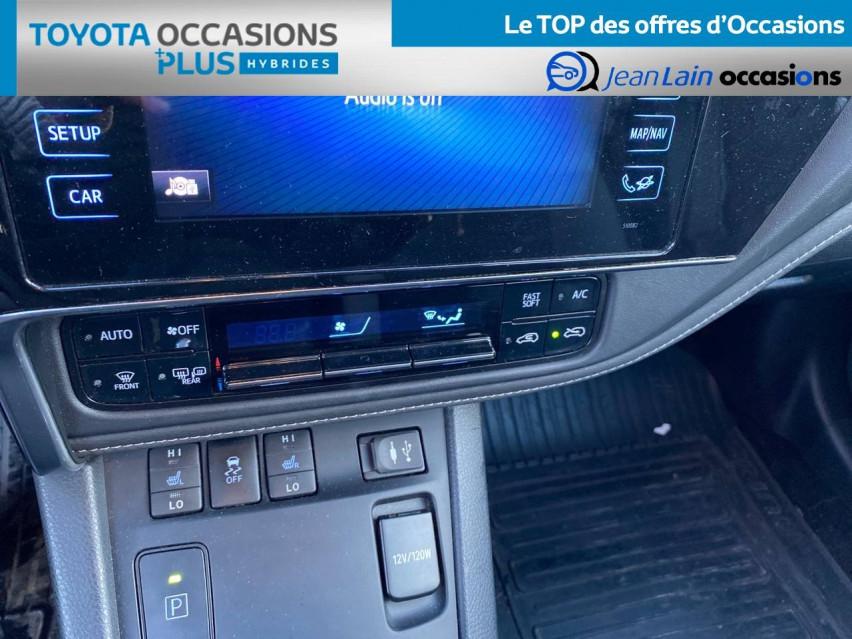 TOYOTA AURIS RC18 Auris Hybride 136h HSD E-CVT TYPE ACTIVE 12/09/2018                                                      en vente à Tournon - Image n°14