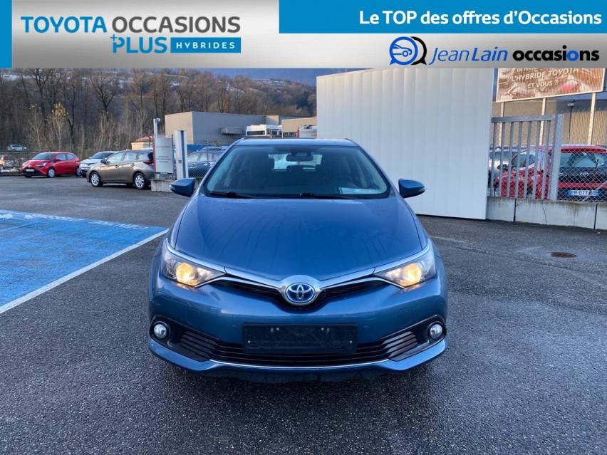 TOYOTA AURIS RC18 Auris Hybride 136h HSD E-CVT TYPE ACTIVE 12/09/2018                                                      en vente à Tournon - Image n°2