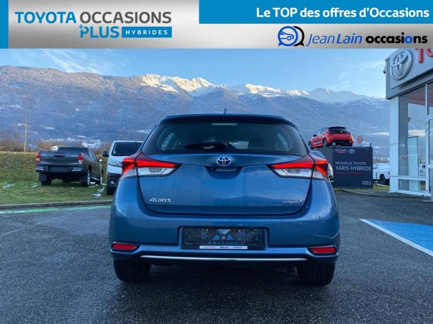 TOYOTA AURIS RC18 Auris Hybride 136h HSD E-CVT TYPE ACTIVE 12/09/2018                                                      en vente à Tournon - Image n°6