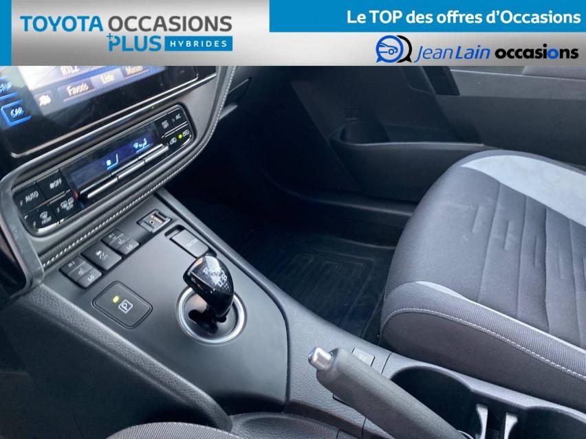 TOYOTA AURIS RC18 Auris Hybride 136h HSD E-CVT TYPE ACTIVE 17/08/2018                                                      en vente à Tournon - Image n°13