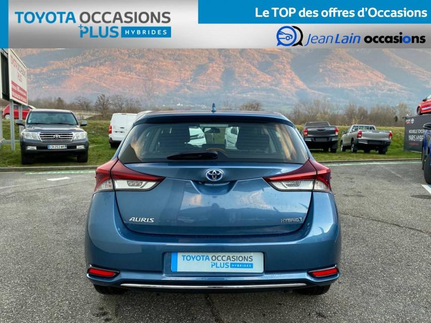 TOYOTA AURIS RC18 Auris Hybride 136h HSD E-CVT TYPE ACTIVE 17/08/2018                                                      en vente à Tournon - Image n°6