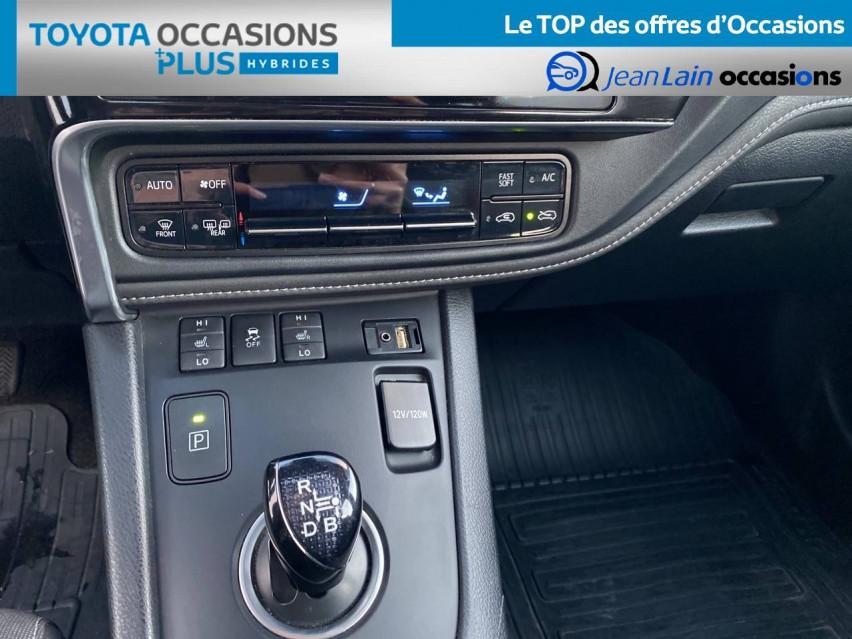 TOYOTA AURIS RC18 Auris Hybride 136h HSD E-CVT TYPE ACTIVE 17/08/2018                                                      en vente à Tournon - Image n°14