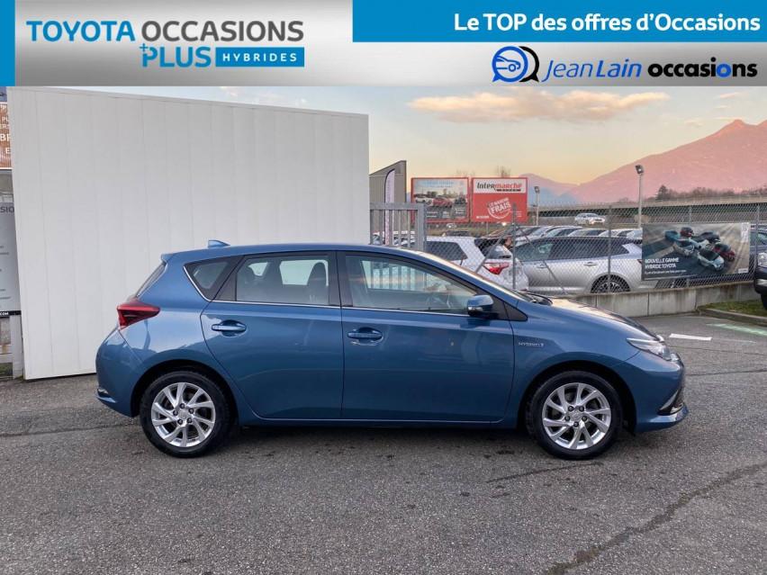 TOYOTA AURIS RC18 Auris Hybride 136h HSD E-CVT TYPE ACTIVE 17/08/2018                                                      en vente à Tournon - Image n°4