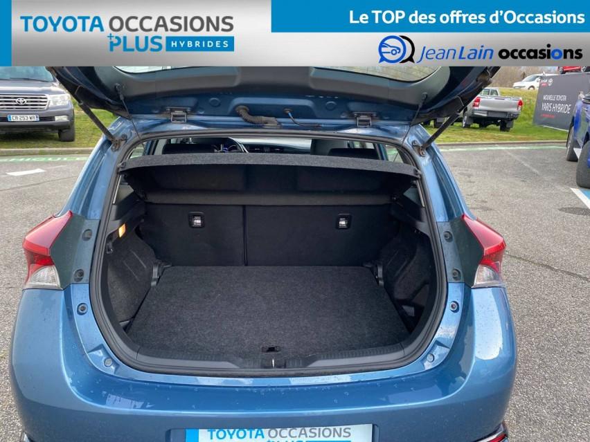 TOYOTA AURIS RC18 Auris Hybride 136h HSD E-CVT TYPE ACTIVE 17/08/2018                                                      en vente à Tournon - Image n°10