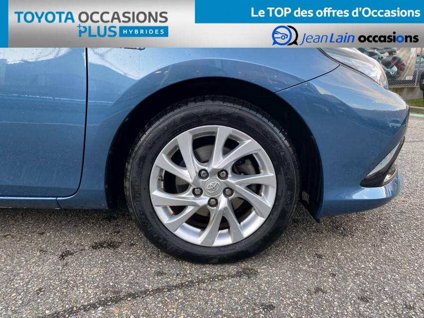 TOYOTA AURIS RC18 Auris Hybride 136h HSD E-CVT TYPE ACTIVE 17/08/2018                                                      en vente à Tournon - Image n°9