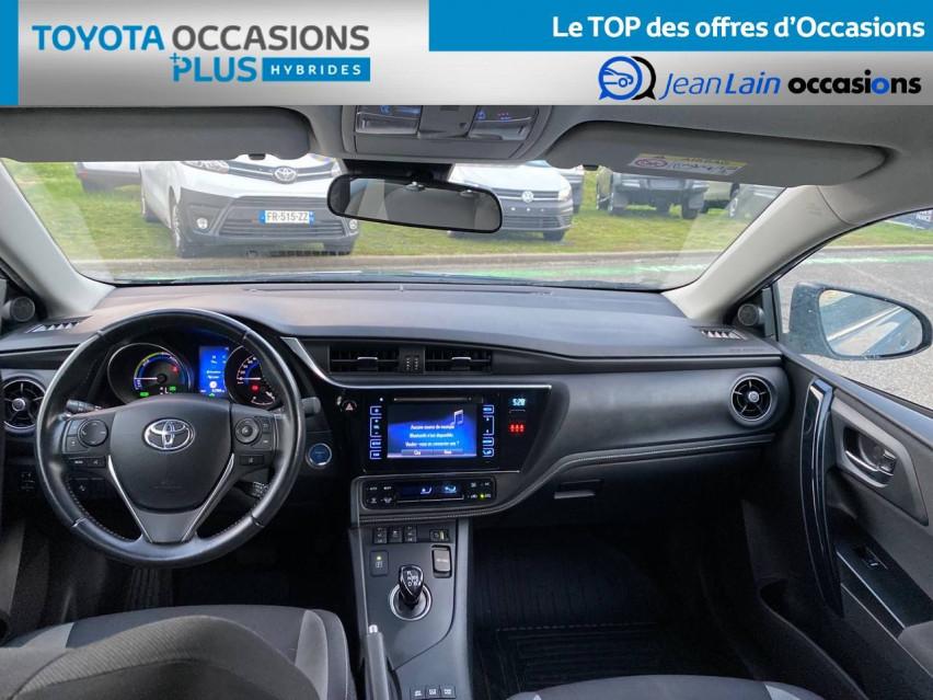 TOYOTA AURIS RC18 Auris Hybride 136h HSD E-CVT TYPE ACTIVE 17/08/2018                                                      en vente à Tournon - Image n°18
