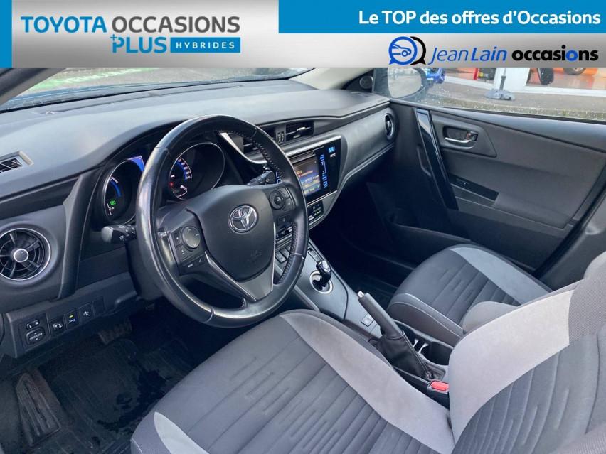 TOYOTA AURIS RC18 Auris Hybride 136h HSD E-CVT TYPE ACTIVE 17/08/2018                                                      en vente à Tournon - Image n°11