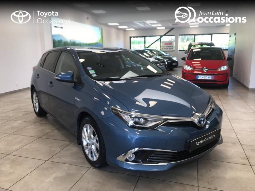 TOYOTA AURIS Auris Hybride 136h Dynamic 03/02/2017                                                      en vente à Valence - Image n°3