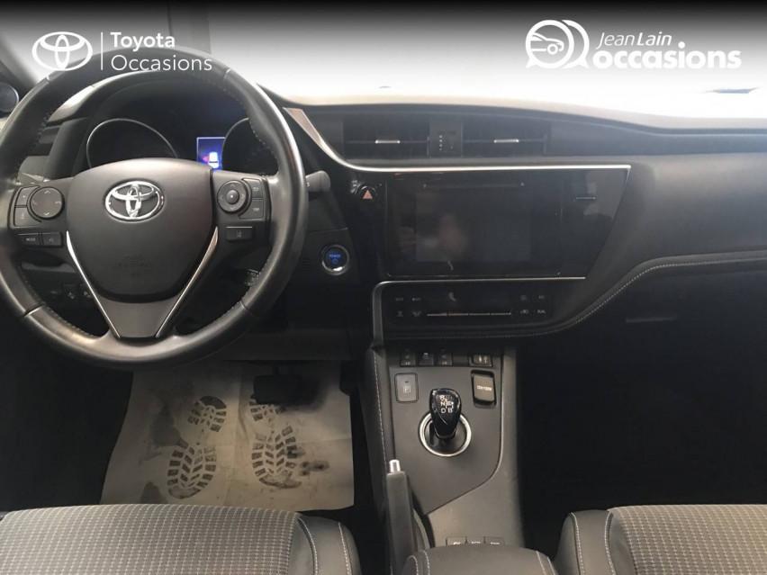 TOYOTA AURIS Auris Hybride 136h Dynamic 03/02/2017                                                      en vente à Valence - Image n°18