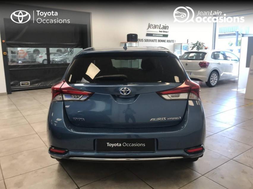 TOYOTA AURIS Auris Hybride 136h Dynamic 03/02/2017                                                      en vente à Valence - Image n°6