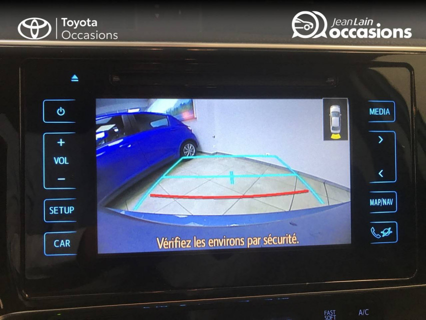 TOYOTA AURIS Auris Hybride 136h Dynamic 03/02/2017                                                      en vente à Valence - Image n°21