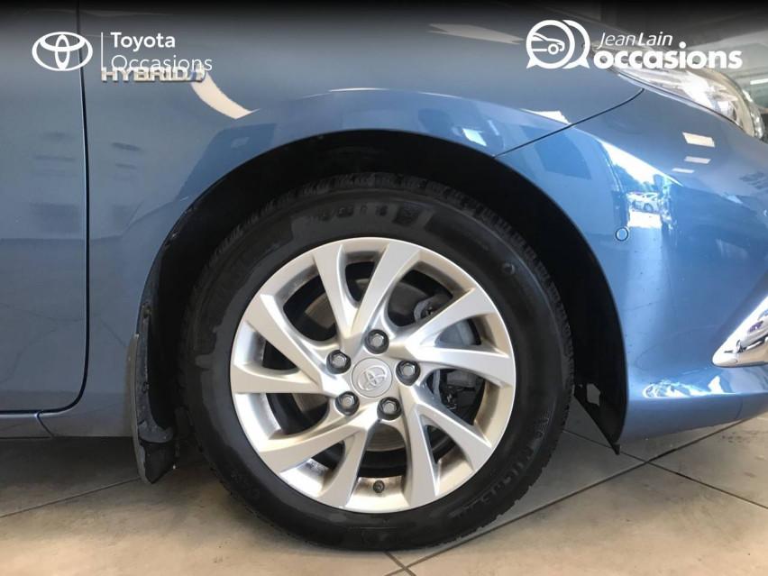 TOYOTA AURIS Auris Hybride 136h Dynamic 03/02/2017                                                      en vente à Valence - Image n°9