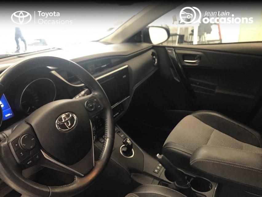 TOYOTA AURIS Auris Hybride 136h Dynamic 03/02/2017                                                      en vente à Valence - Image n°11