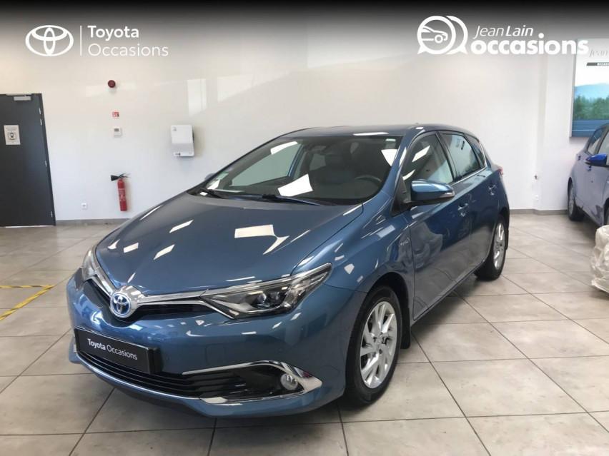 TOYOTA AURIS Auris Hybride 136h Dynamic 03/02/2017                                                      en vente à Valence - Image n°1