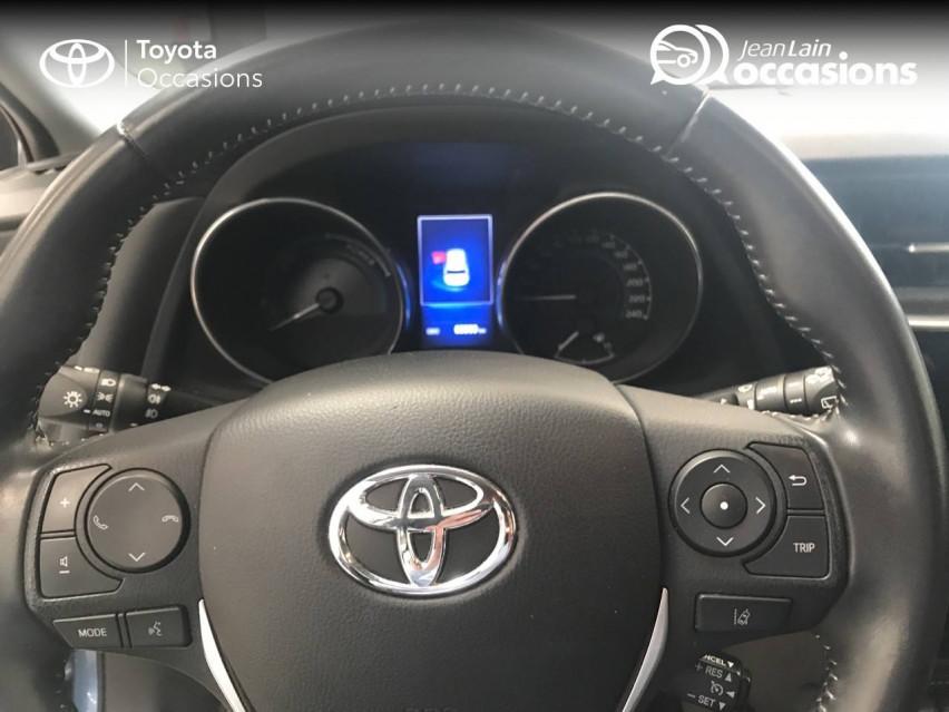 TOYOTA AURIS Auris Hybride 136h Dynamic 03/02/2017                                                      en vente à Valence - Image n°12