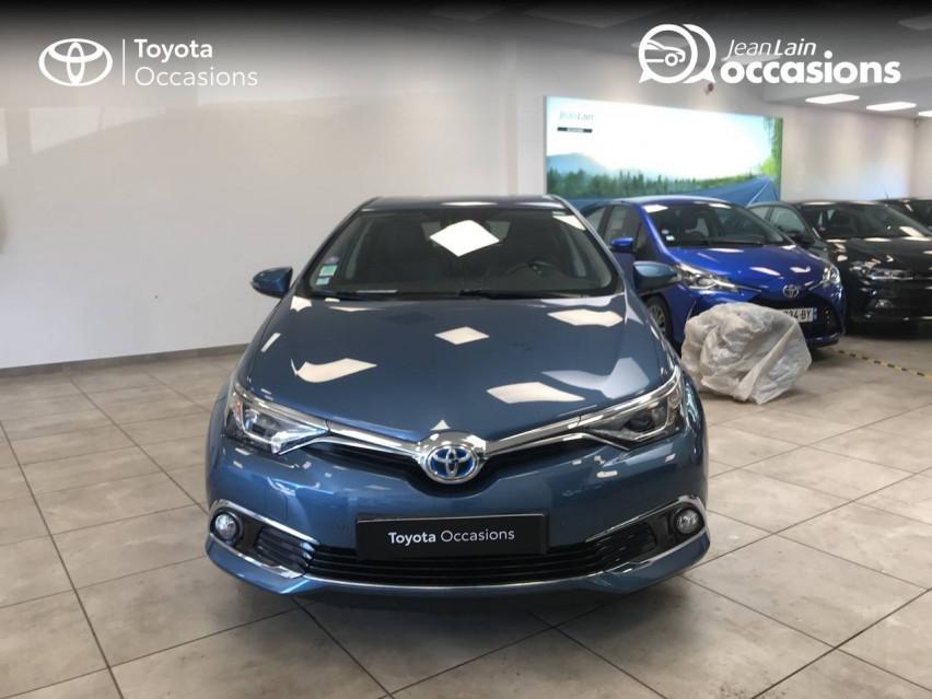 TOYOTA AURIS Auris Hybride 136h Dynamic 03/02/2017                                                      en vente à Valence - Image n°2