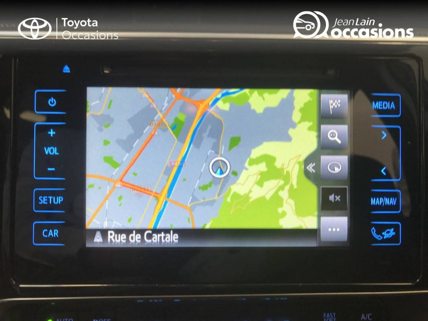 TOYOTA AURIS Auris Hybride 136h Dynamic 03/02/2017                                                      en vente à Valence - Image n°15