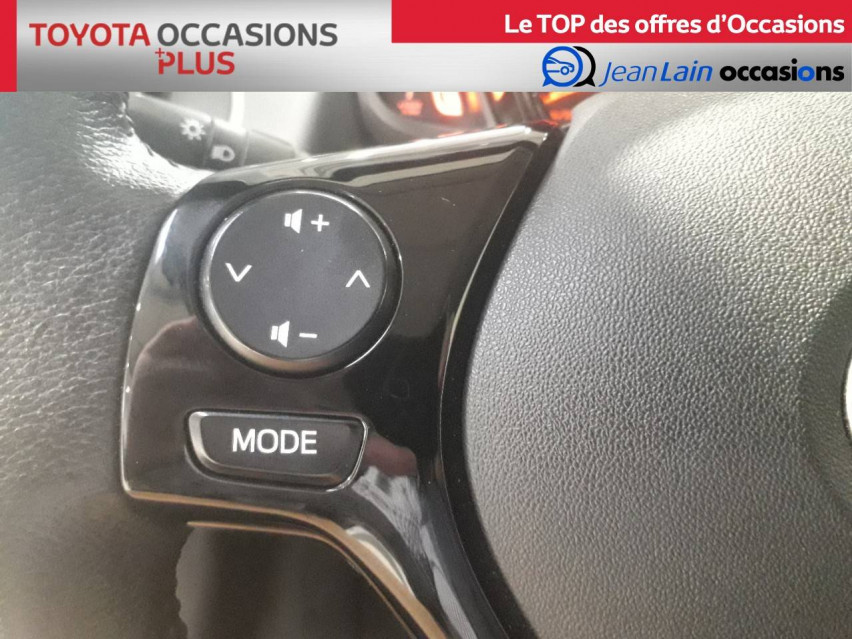 TOYOTA AYGO Aygo 1.0 VVT-i x-play 03/07/2018                                                      en vente à La Motte-Servolex - Image n°15