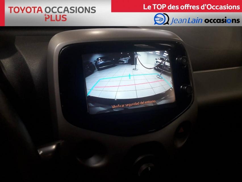 TOYOTA AYGO Aygo 1.0 VVT-i x-play 03/07/2018                                                      en vente à La Motte-Servolex - Image n°21