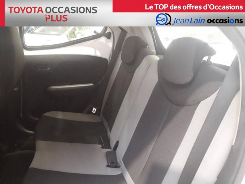 TOYOTA AYGO Aygo 1.0 VVT-i x-play 03/07/2018                                                      en vente à La Motte-Servolex - Image n°12