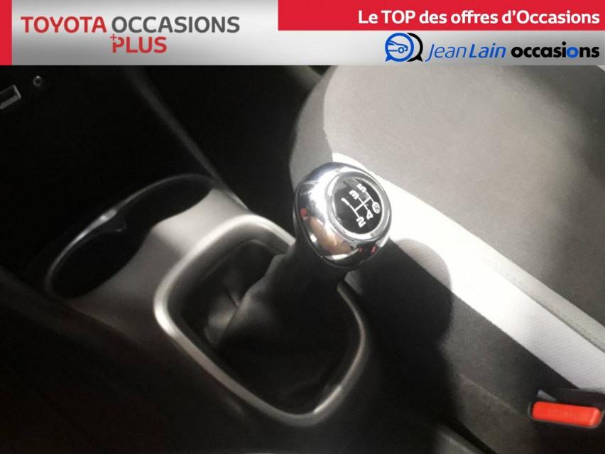 TOYOTA AYGO Aygo 1.0 VVT-i x-play 03/07/2018                                                      en vente à La Motte-Servolex - Image n°20