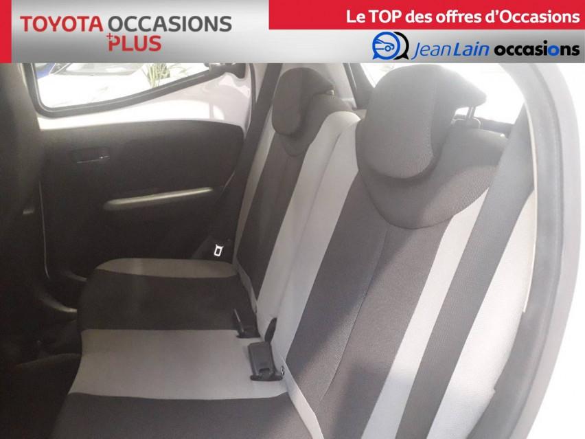 TOYOTA AYGO Aygo 1.0 VVT-i x-play 03/07/2018                                                      en vente à La Motte-Servolex - Image n°8