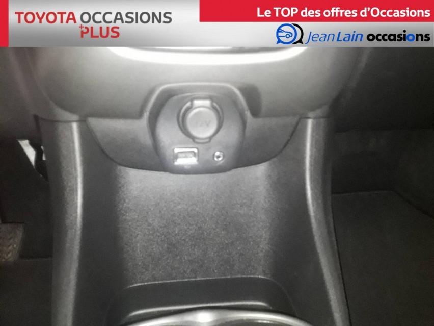 TOYOTA AYGO Aygo 1.0 VVT-i x-play 03/07/2018                                                      en vente à La Motte-Servolex - Image n°19