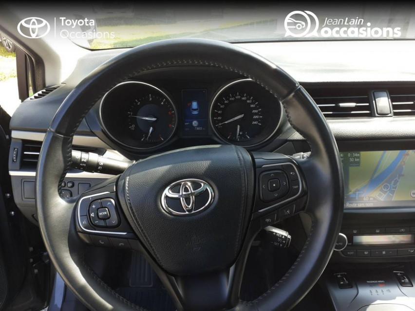 TOYOTA AVENSIS TOURING SPORTS Avensis Touring Sports 143 D-4D Executive 04/01/2017                                                      en vente à La Motte-Servolex - Image n°12