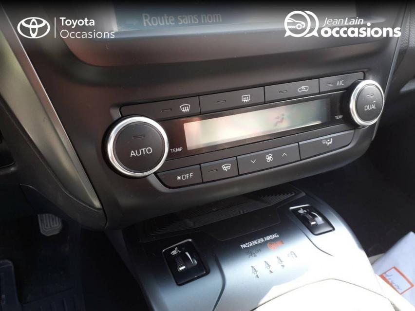 TOYOTA AVENSIS TOURING SPORTS Avensis Touring Sports 143 D-4D Executive 04/01/2017                                                      en vente à La Motte-Servolex - Image n°14