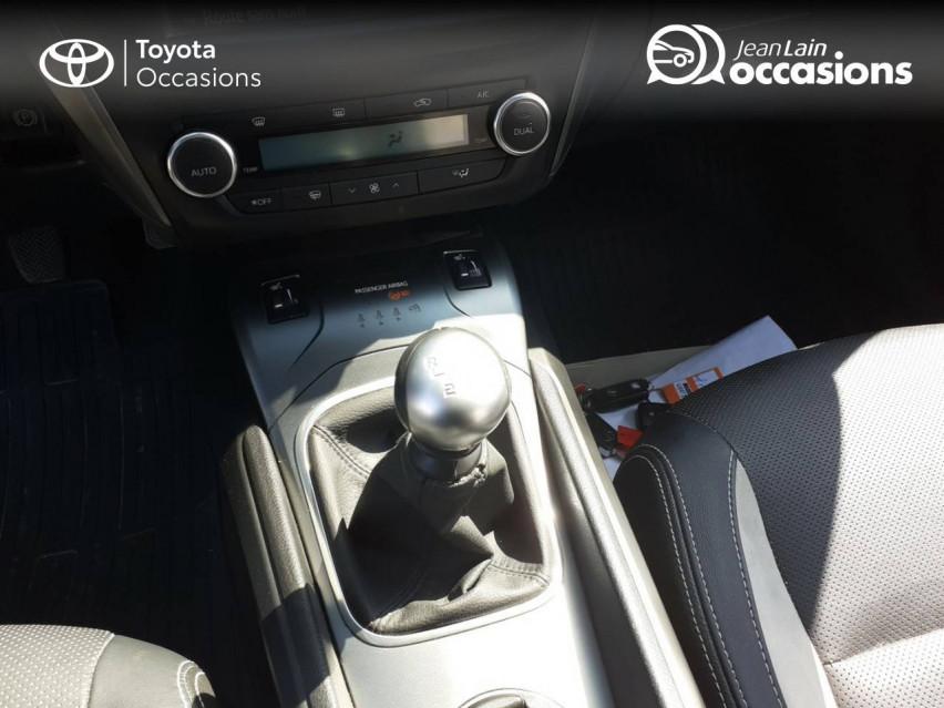 TOYOTA AVENSIS TOURING SPORTS Avensis Touring Sports 143 D-4D Executive 04/01/2017                                                      en vente à La Motte-Servolex - Image n°13