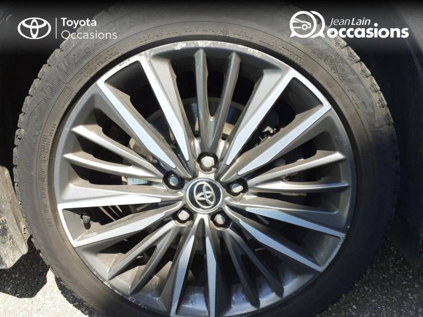 TOYOTA AVENSIS TOURING SPORTS Avensis Touring Sports 143 D-4D Executive 04/01/2017                                                      en vente à La Motte-Servolex - Image n°9