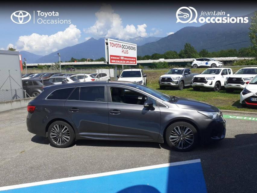 TOYOTA AVENSIS TOURING SPORTS Avensis Touring Sports 143 D-4D Executive 04/01/2017                                                      en vente à La Motte-Servolex - Image n°4